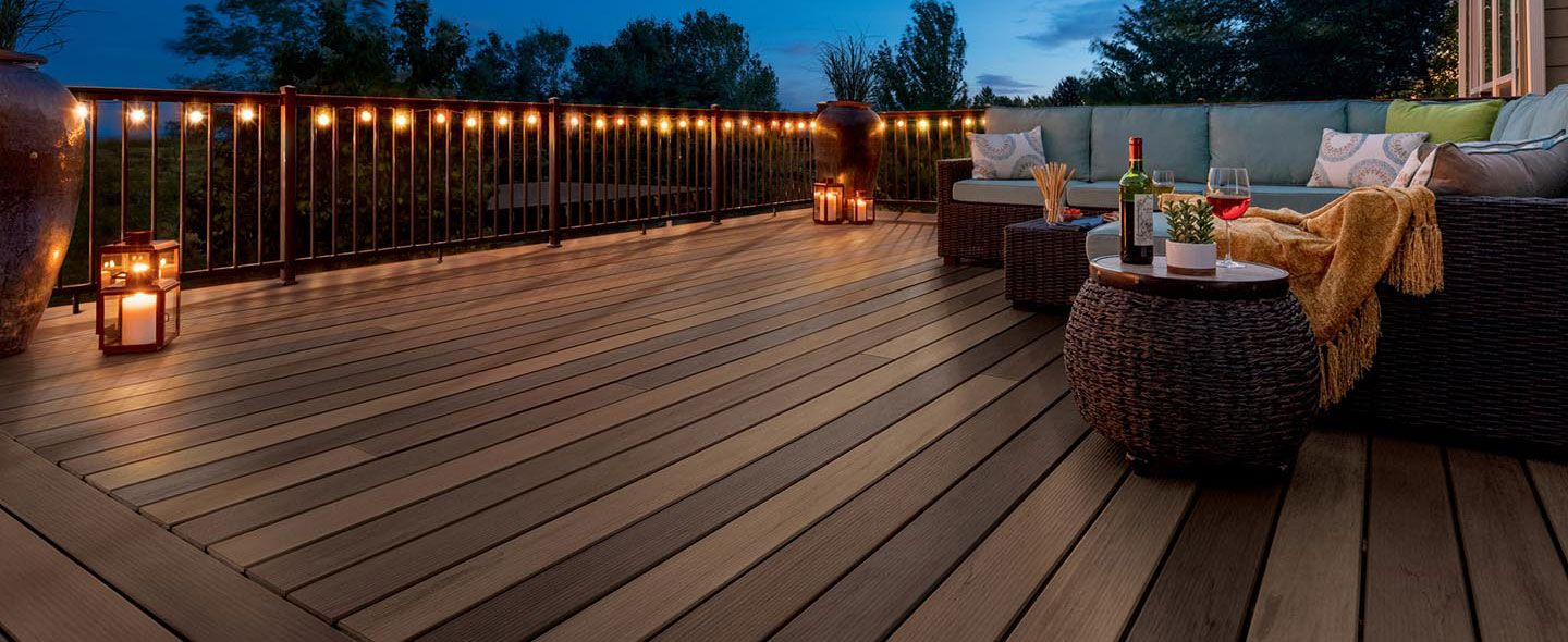 Comparing 20 Composite Decking Prices   The Decking Superstore